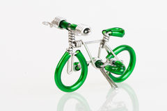 Pequeño Toy Bicycle Imagenes de archivo