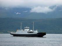 Pequeño transbordador Foto de archivo libre de regalías