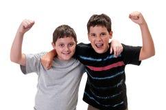 Pequeños amigos Imagen de archivo libre de regalías