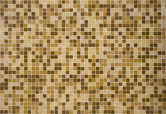 Pequeños azulejos de la pared imagen de archivo libre de regalías