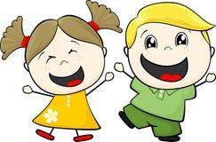 Pequeños childs Imagen de archivo libre de regalías