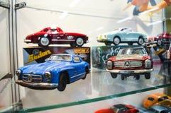 Pequeños coches Imagen de archivo