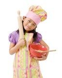 Pequeños cocineros Imagen de archivo