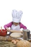 Pequeños cocineros Imagen de archivo libre de regalías