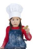 Pequeños cocineros fotografía de archivo