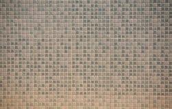 Pequeños cuadrados Foto de archivo