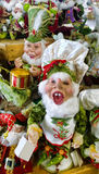 Pequeños duendes Imagen de archivo libre de regalías