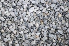 Pequeños guijarros o piedras lisos Imagen de archivo libre de regalías