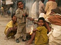 Pequeños niños Fotografía de archivo libre de regalías