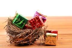 Pequeños regalos Imágenes de archivo libres de regalías
