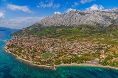 Orebic, Croacia Fotografía de archivo libre de regalías