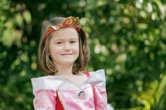 Pequeña princesa Foto de archivo