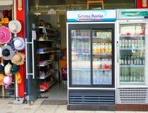 Pequeña tienda Foto de archivo