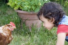 Pequeno agricultor Imagem de Stock Royalty Free