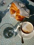 Pequeno almoço Fotografia de Stock Royalty Free