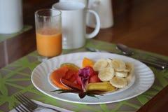 Pequeno almoço Imagens de Stock