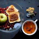 Pequeno almoço Foto de Stock