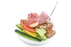Pequeno almoço. Imagem de Stock