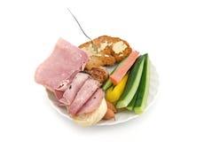 Pequeno almoço. Fotos de Stock