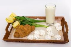 Pequeno almoço bonito Fotos de Stock
