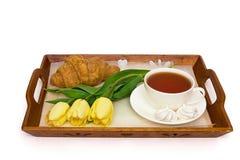 Pequeno almoço bonito Foto de Stock