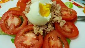 Pequeno almoço caseiro Imagem de Stock Royalty Free