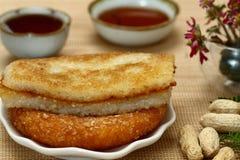 Pequeno almoço chinês Fotografia de Stock