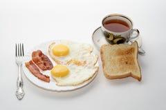 Pequeno almoço clássico Fotos de Stock