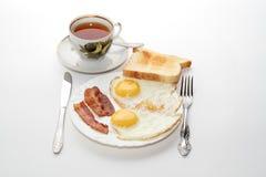 Pequeno almoço clássico Imagem de Stock
