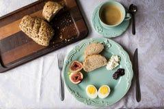 Pequeno almoço claro Foto de Stock Royalty Free