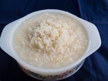 Pequeno almoço de Mornnig do chinês. Fotografia de Stock