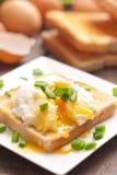 Pequeno almoço delicioso Imagem de Stock Royalty Free