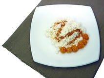 Pequeno almoço dietético saudável Fotos de Stock Royalty Free