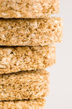 Pequeno almoço do biscoito do trigo Foto de Stock Royalty Free