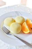 Pequeno almoço francês imagem de stock royalty free