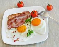 Pequeno almoço inglês Imagem de Stock Royalty Free