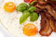 Pequeno almoço inglês imagens de stock royalty free