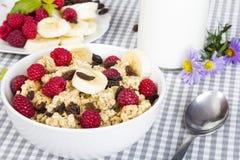 Pequeno almoço Nutritious imagens de stock royalty free