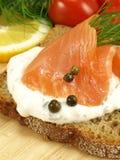 Pequeno almoço nutritious do vegetariano imagens de stock