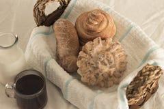 Pequeno almoço saboroso Fotos de Stock