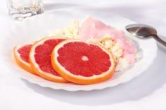 Pequeno almoço saudável. Imagens de Stock Royalty Free