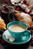Pequeno almoço saudável fresco Fotografia de Stock Royalty Free