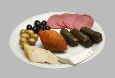 Pequeno almoço turco 01 Fotografia de Stock Royalty Free