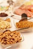 Pequeno almoço fresco Imagem de Stock Royalty Free