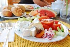 Pequeno almoço rico Fotografia de Stock Royalty Free