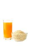 Pequeno almoço saudável Fotografia de Stock