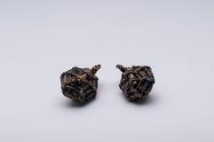 Pequenos tailandeses do amuleto protegem o mal Foto de Stock Royalty Free