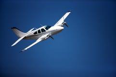 Pequeño avión Fotos de archivo