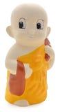 Pequeño monje Plaster Fotografía de archivo