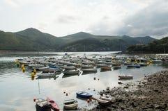 Pequeño puerto deportivo Imagen de archivo